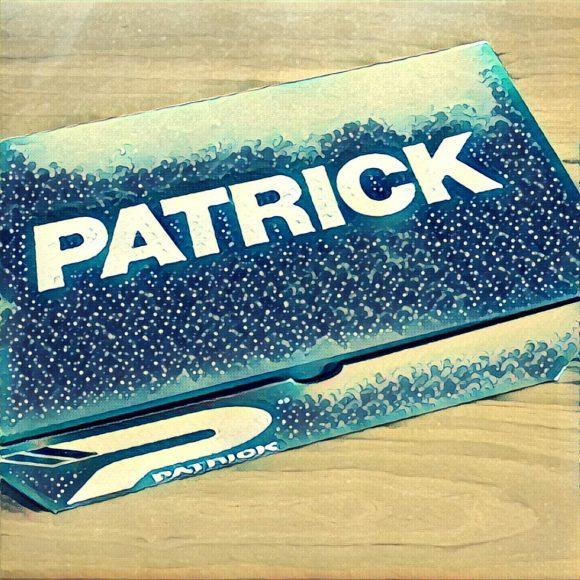 「PATRICK」の箱に「WAVE」を適用