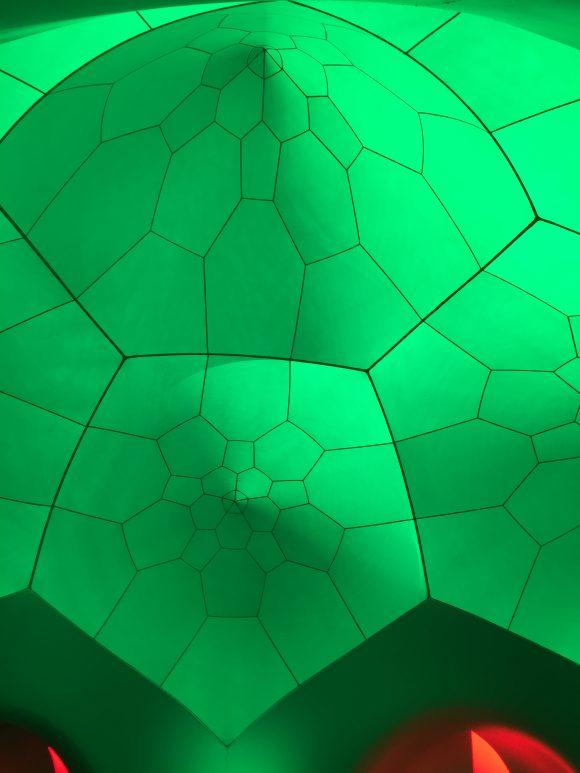 緑のドーム